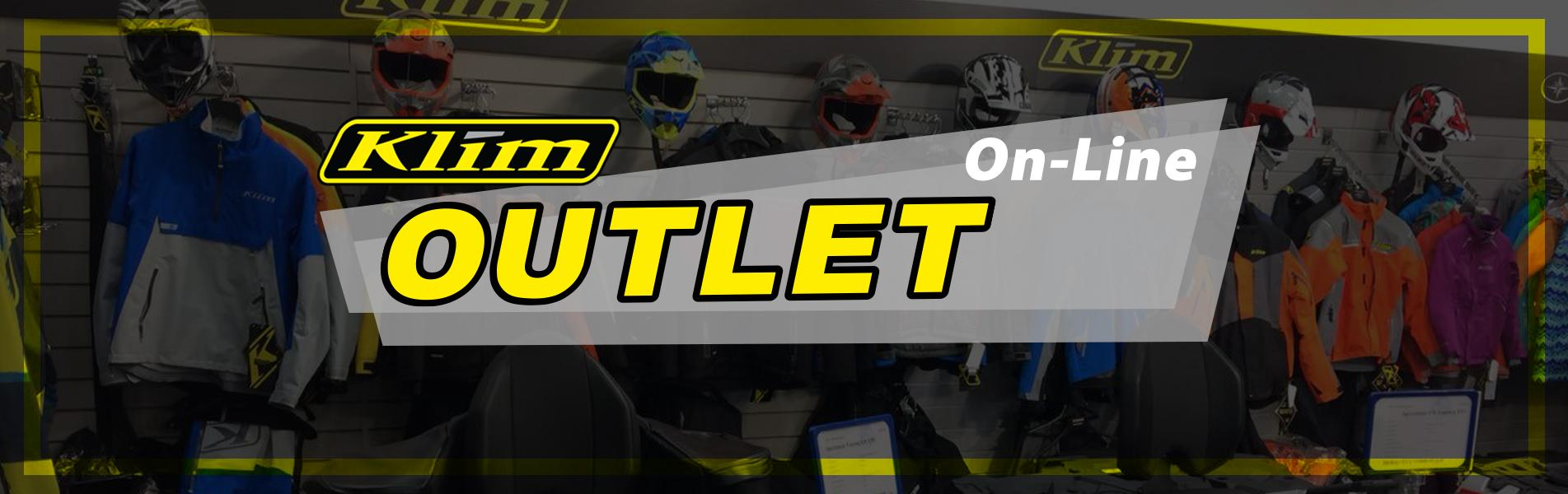 On-Line OUTLET Klim